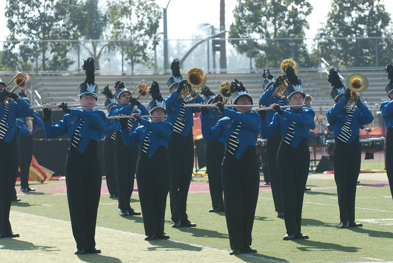 Mission Hills High Band Competition-4192