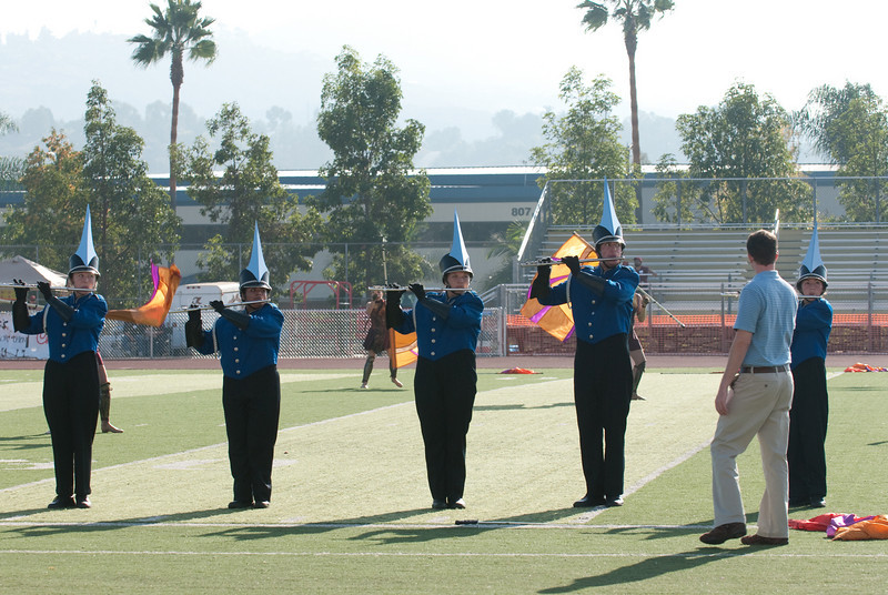 Mission Hills High Band Competition-4357