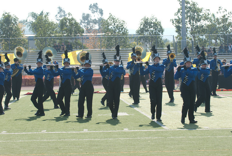 Mission Hills High Band Competition-4183