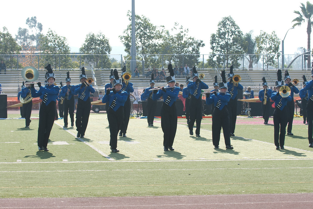 Mission Hills High Band Competition-4186