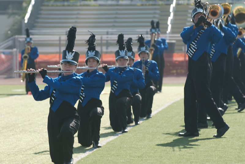 Mission Hills High Band Competition-4241