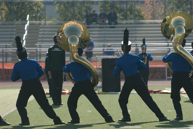 Mission Hills High Band Competition-4139