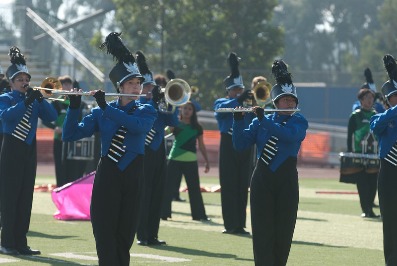 Mission Hills High Band Competition-4265