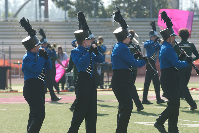 Mission Hills High Band Competition-4254