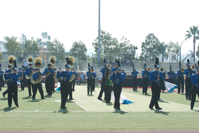 Mission Hills High Band Competition-4219