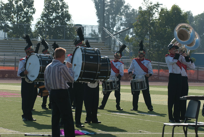 Mission Hills High Band Competition-4311