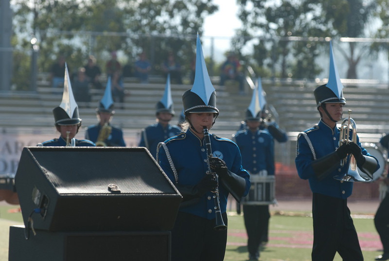 Mission Hills High Band Competition-4330