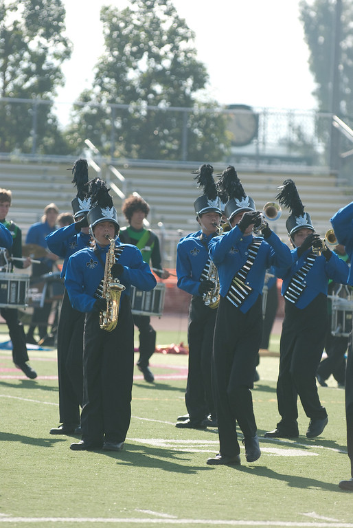 Mission Hills High Band Competition-4151