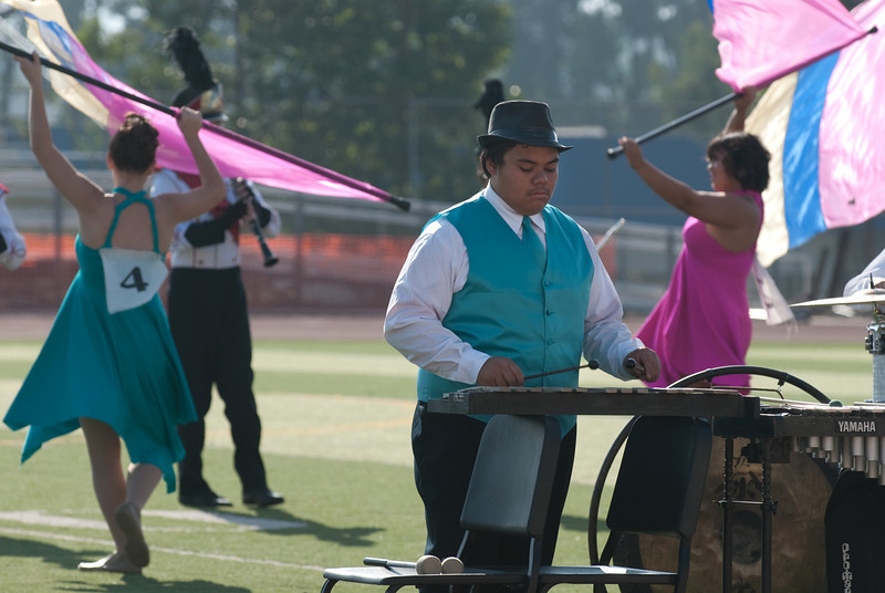 Mission Hills High Band Competition-4299
