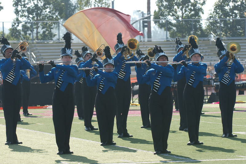 Mission Hills High Band Competition-4193