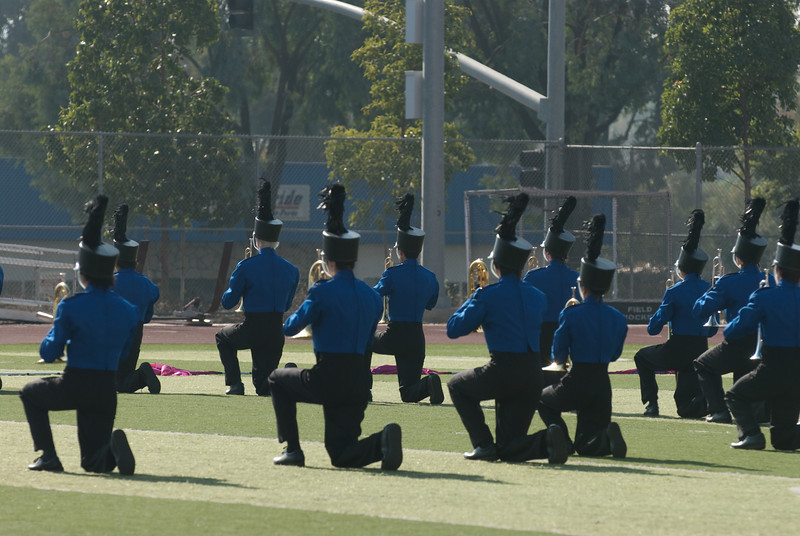 Mission Hills High Band Competition-4239