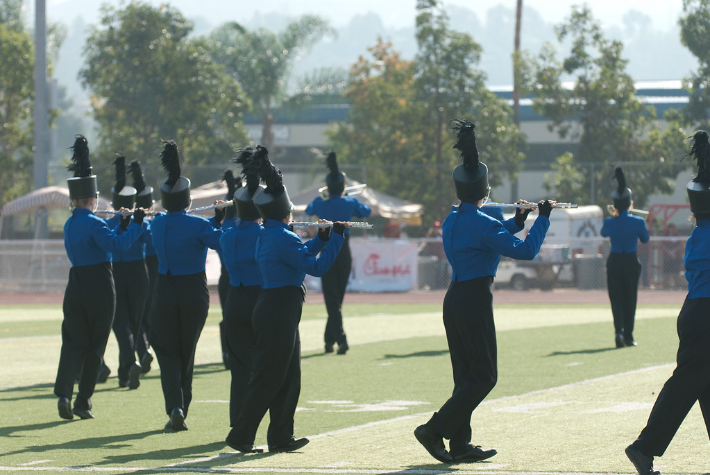 Mission Hills High Band Competition-4142