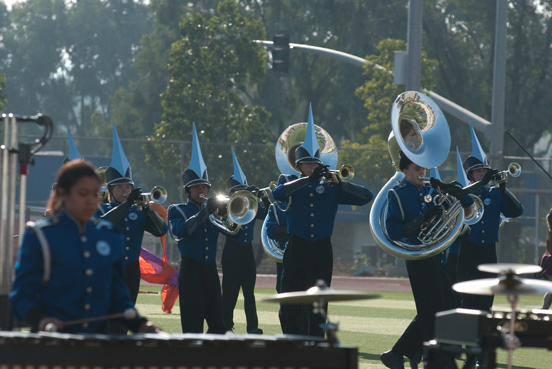 Mission Hills High Band Competition-4332