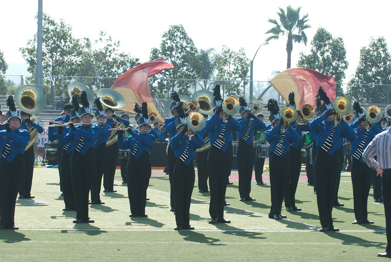 Mission Hills High Band Competition-4197