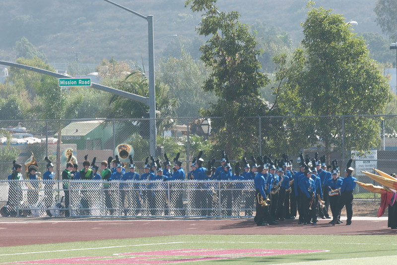 Mission Hills High Band Competition-4130