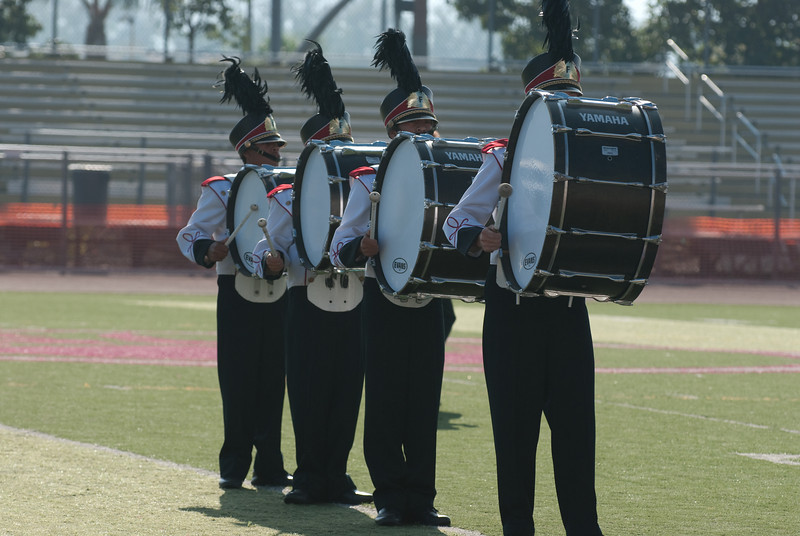 Mission Hills High Band Competition-4320