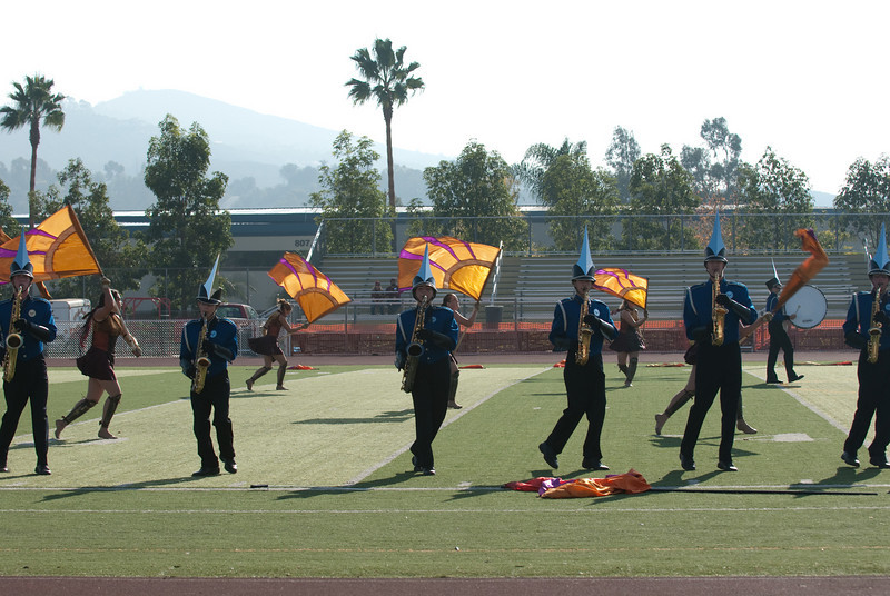 Mission Hills High Band Competition-4356
