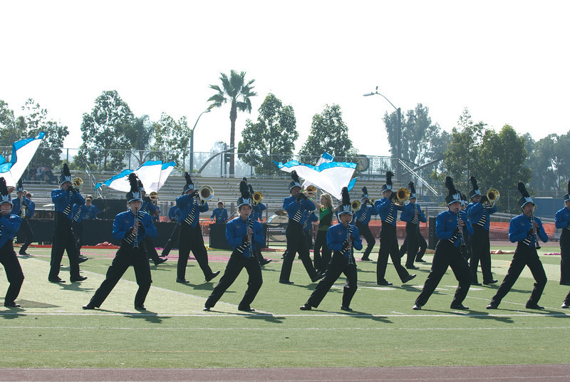 Mission Hills High Band Competition-4221