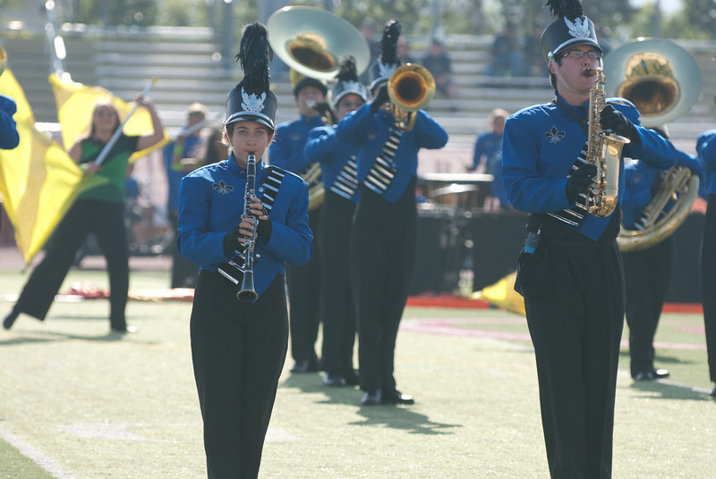 Mission Hills High Band Competition-4164