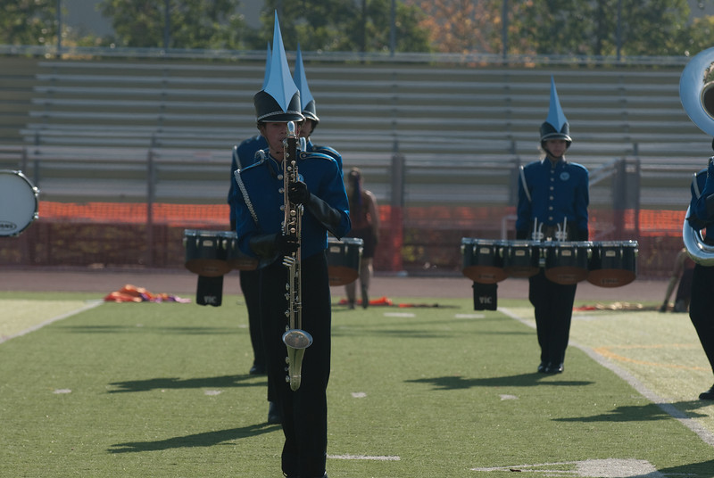 Mission Hills High Band Competition-4344