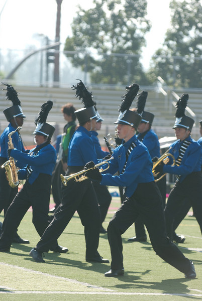 Mission Hills High Band Competition-4153