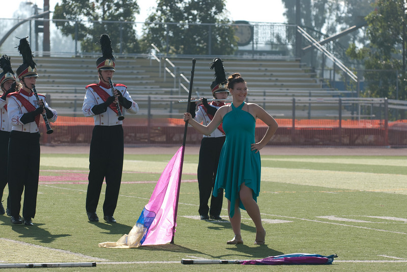 Mission Hills High Band Competition-4302