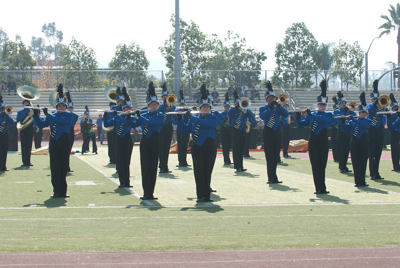 Mission Hills High Band Competition-4190