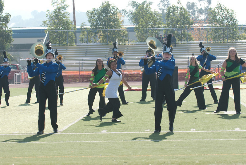 Mission Hills High Band Competition-4167