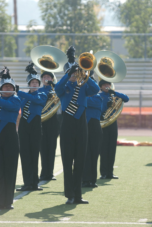 Mission Hills High Band Competition-4156