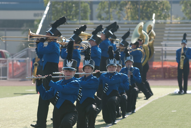 Mission Hills High Band Competition-4242
