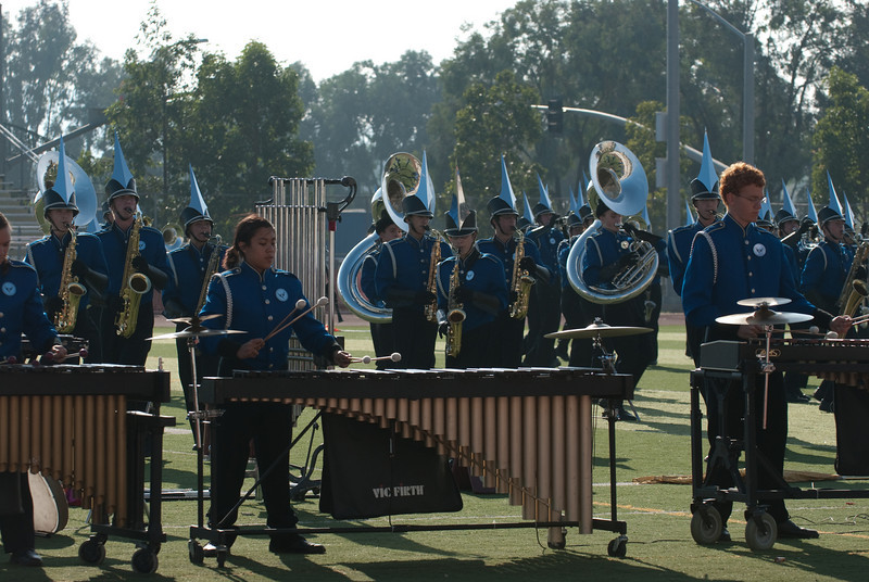 Mission Hills High Band Competition-4354