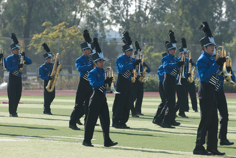 Mission Hills High Band Competition-4179