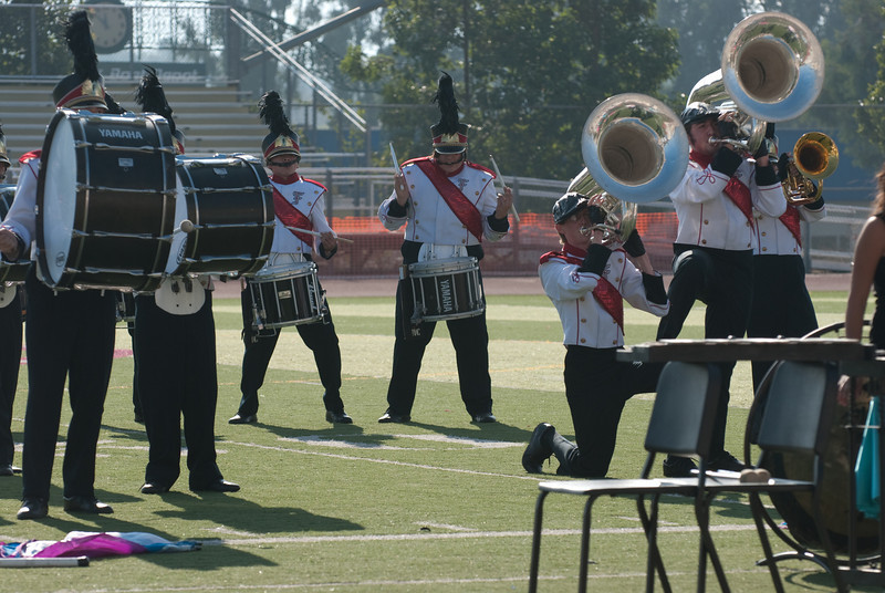 Mission Hills High Band Competition-4313