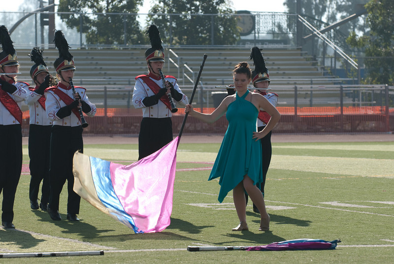 Mission Hills High Band Competition-4301