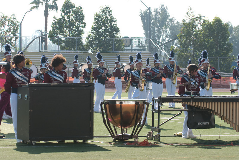 Mission Hills High Band Competition-4279
