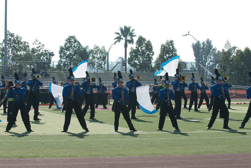 Mission Hills High Band Competition-4220