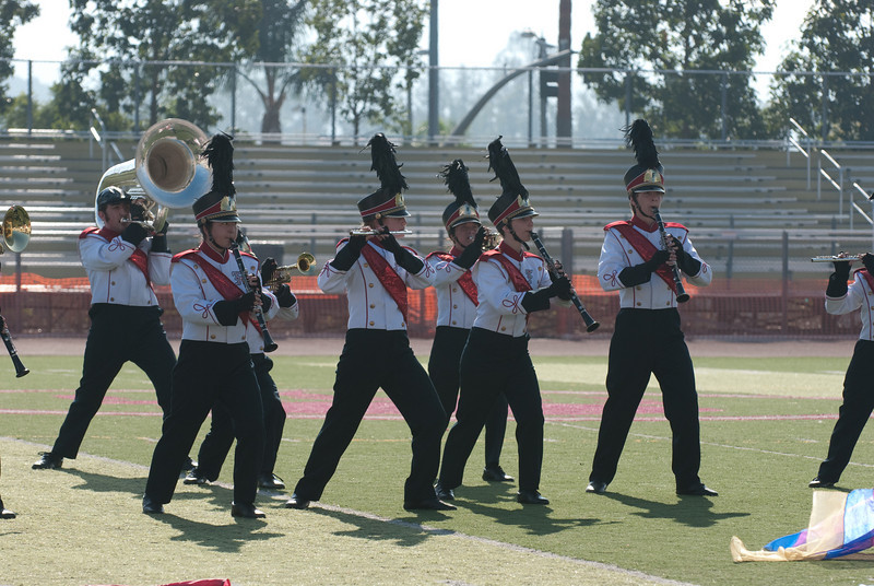Mission Hills High Band Competition-4303