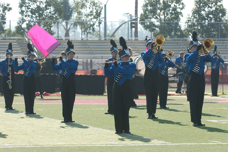 Mission Hills High Band Competition-4260