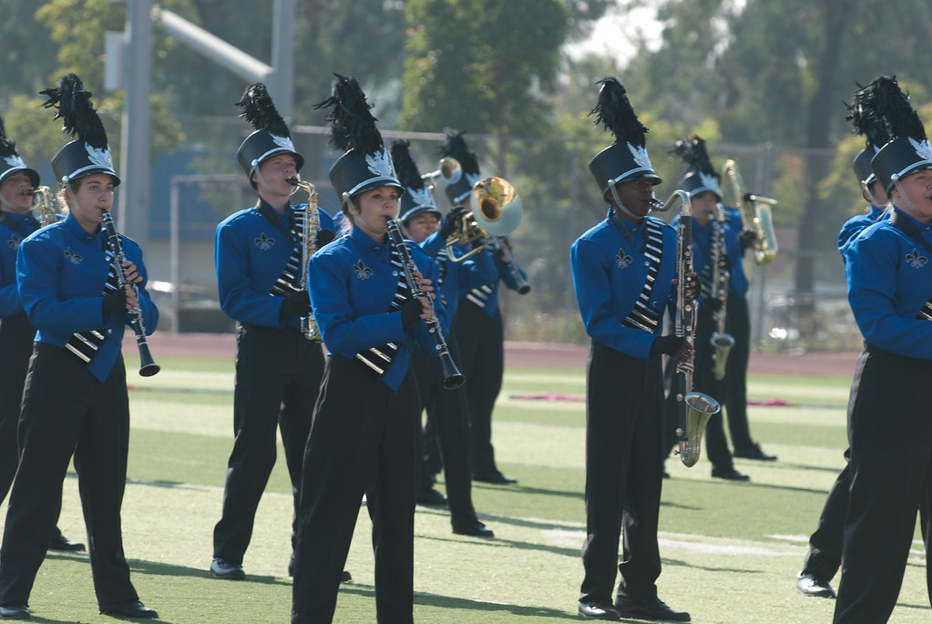 Mission Hills High Band Competition-4175