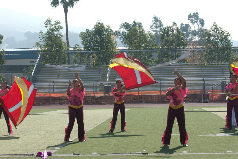 Mission Hills High Band Competition-4282