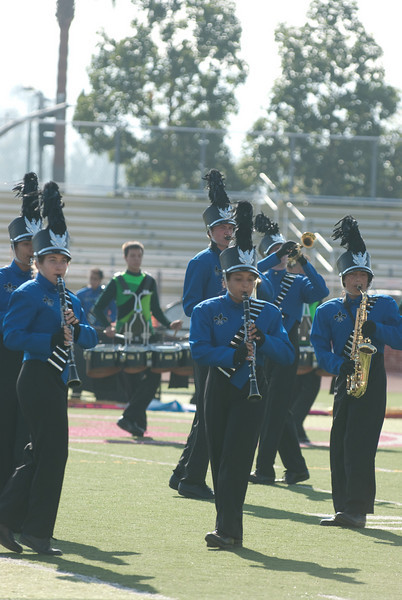 Mission Hills High Band Competition-4150
