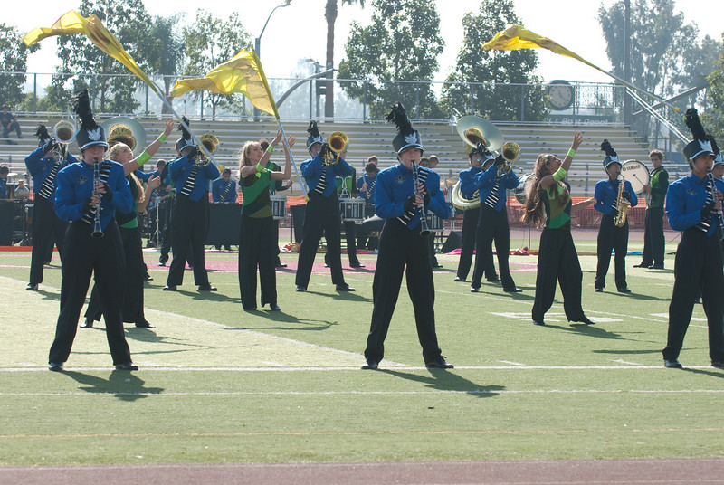 Mission Hills High Band Competition-4173