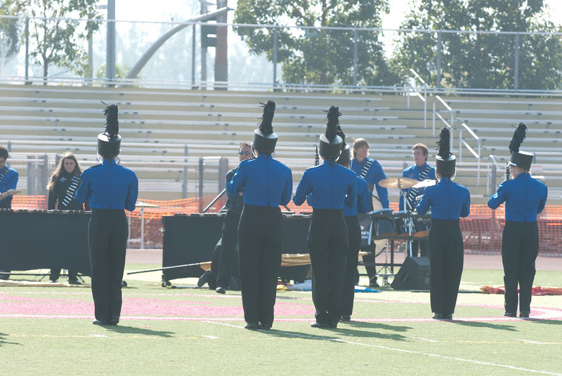 Mission Hills High Band Competition-4136