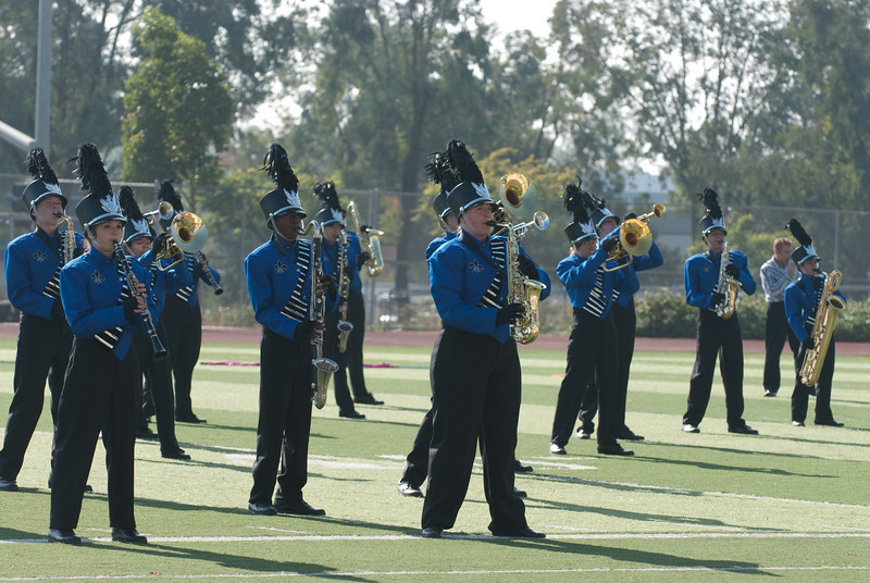 Mission Hills High Band Competition-4178