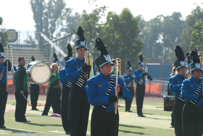Mission Hills High Band Competition-4269