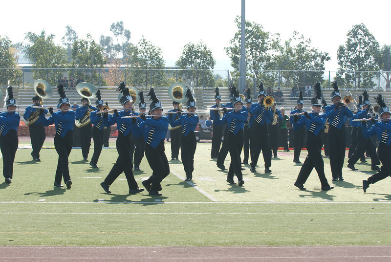Mission Hills High Band Competition-4189