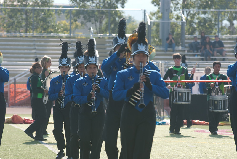 Mission Hills High Band Competition-4246