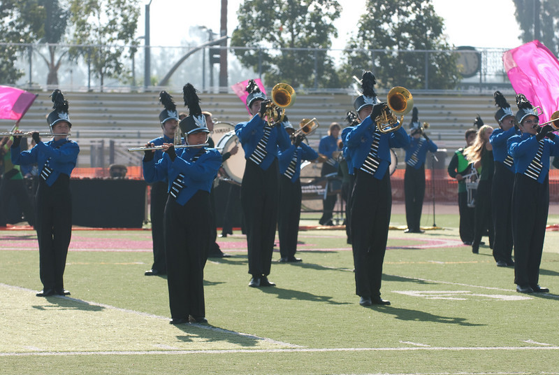 Mission Hills High Band Competition-4261