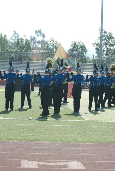 Mission Hills High Band Competition-4194