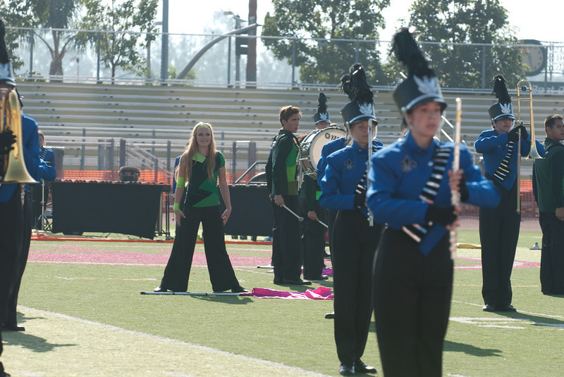 Mission Hills High Band Competition-4268